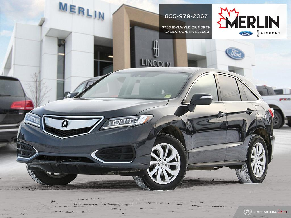 Used 2016 Acura RDX Tech-Pkg PU53716
