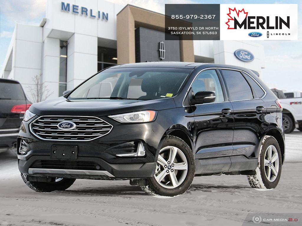 Used 2019 Ford Edge SEL PP53729